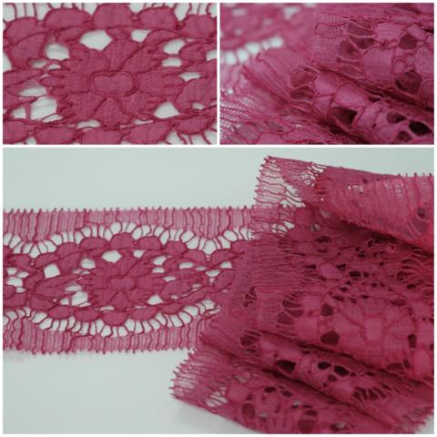 Кружево RM Chantilly Cotton Pink