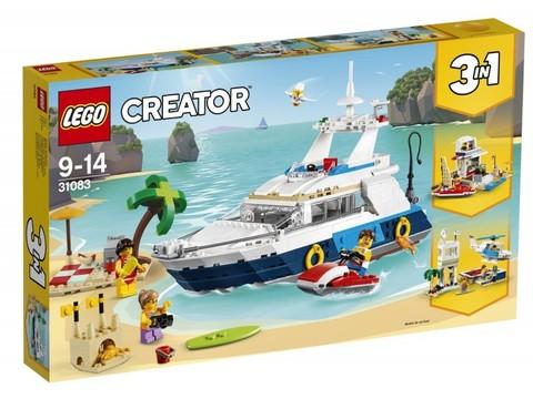 LEGO Creator: Морские приключения 31083 — Cruising Adventures — Лего Креатор Создатель