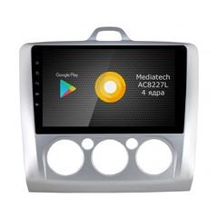 Штатная магнитола на Android 8.1 для Ford Focus 2 Roximo S10 RS-1702M