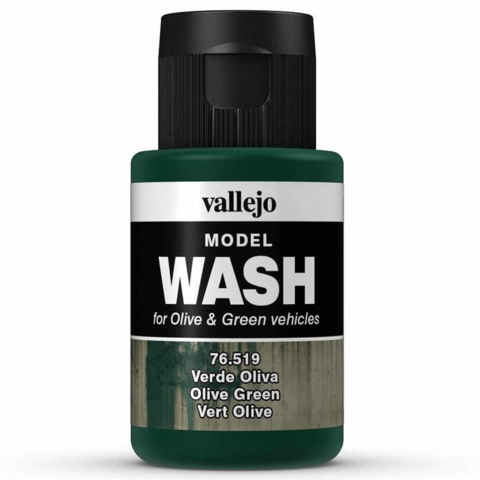 Olive Green Wash 35 ml.