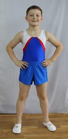 Шорты гимнастич. 6014 р. 40 (п/а+лайкра) М2 синий (СалС) (img_7387.jpg)