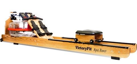 Водный гребной тренажер VictoryFit VF-WR800 (собран)