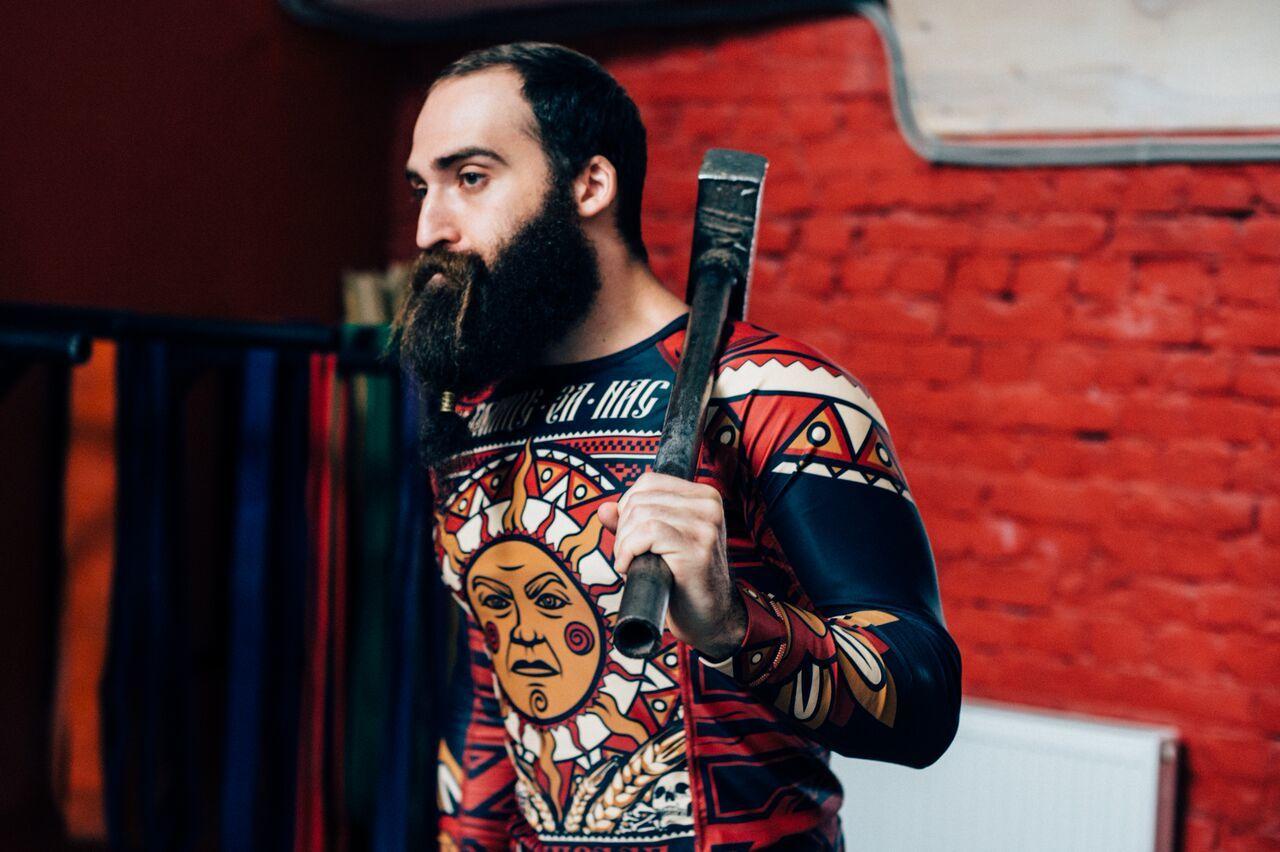 Рашгард Варгградъ мужской