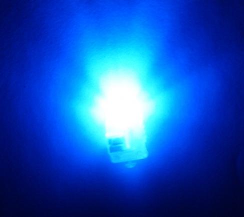 Светодиод для воздушных шаров, синий
