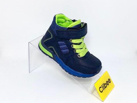 Clibee P267 (деми) Blue/Green 21-26
