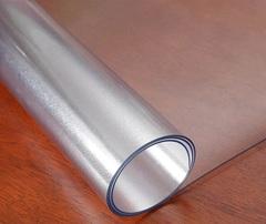 Рифленое гибкое стекло на стол толщина 2 мм