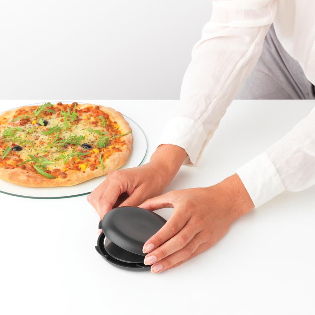 Нож для пиццы в футляре, арт. 123009 - фото 1