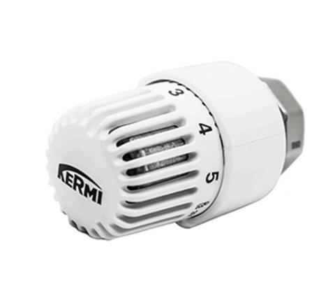 Термостатическая головка Kermi без установки нуля