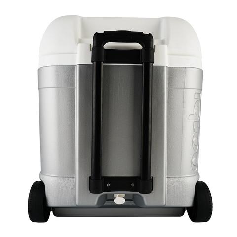 Изотермический контейнер (термобокс) Igloo Ice Cube 70 Roller Winder (66 л.), серый