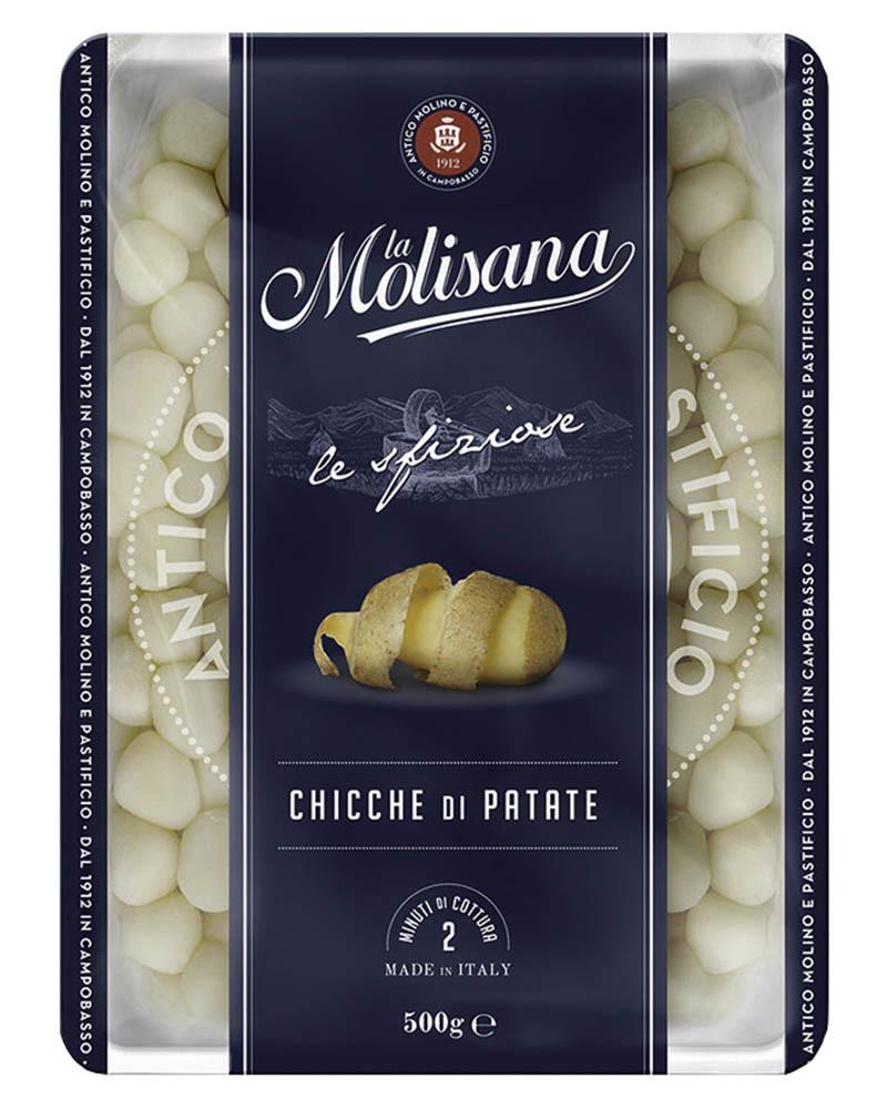 Картофельные ньокки (клёцки мелкие) La Molisana 500гр