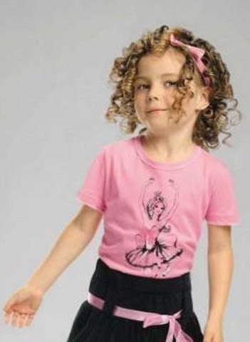 GTR287 футболка для девочек