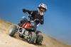 Электро-квадроцикл Razor Dirt Quad чёрный