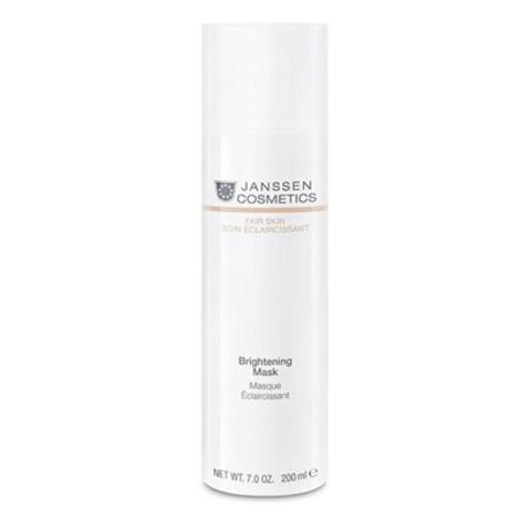 Осветляющая крем-маска ,Janssen Cosmetics,150 мл