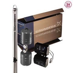 Скважинный насос Grundfos SQE 2-55 комплект
