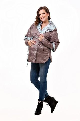 Куртка для беременных 04792 капучино