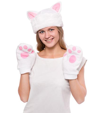 костюм Кошка мини