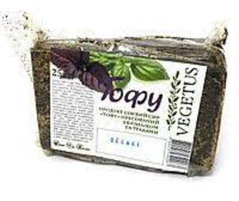 Тофу с базиликом, Vegetus, 250 гр.