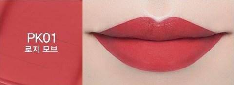 СМ LIP Помада для губ жидкая матовая Matte Stay Lacquer PK01 Rosy Mauve (10702070/041019/0204653)