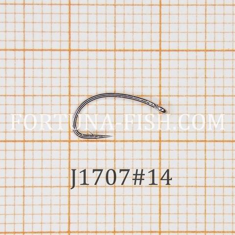 Крючок Akula Japan J1707 (Scud) 100 шт