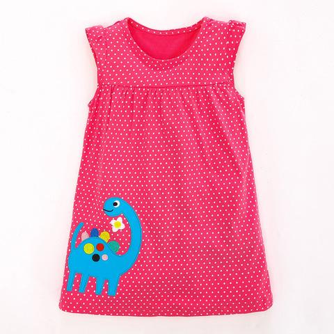 Платье для девочки Little Maven Дракоша