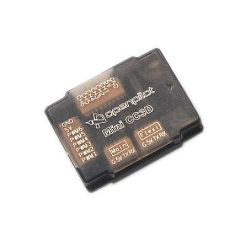 Полётный контроллер OpenPilot mini CC3D для миниатюрных и гоночных коптеров