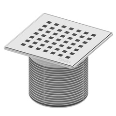 Накладная панель для трапа 15 TECE TECEdrainpointS 3660008 фото