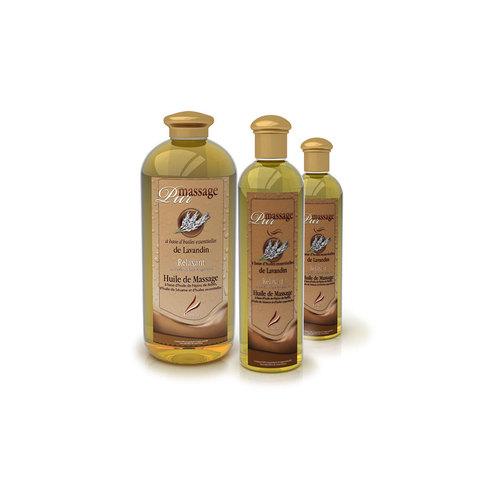 Массажное масло Camylle Лаванда Помпа на флакон с массажным маслом