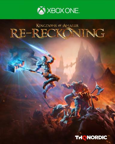 Kingdoms of Amalur Re-Reckoning (Xbox One/Series X, русская версия)