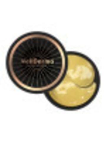 WELLDERMA Гидрогелевые патчи для глаз ЗОЛОТО Ge Gold Eye Mask, 60 шт