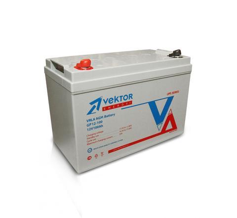 Аккумулятор VEKTOR ENERGY GP 12-100