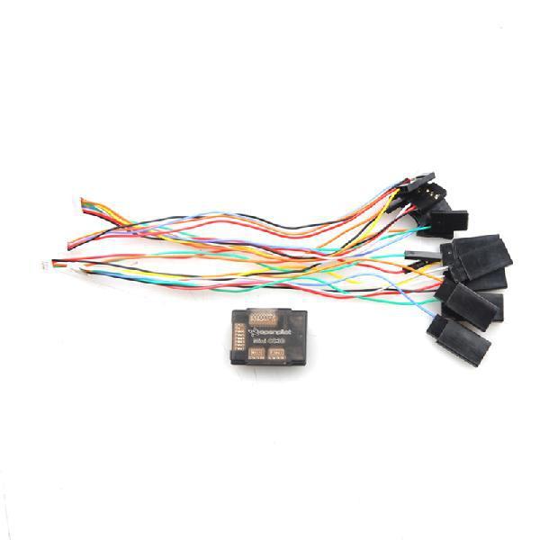 Комплектация полётного контроллера OpenPilot mini CC3D для миниатюрных и гоночных коптеров