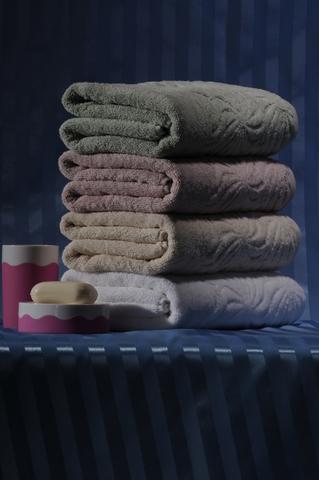 Махровое полотенце для бани GIRASOL Buddemeyer 70х140