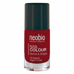 Neobio Лак для ногтей №06 с аргановым маслом