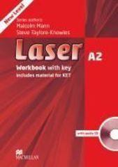 Laser A2 Workbook With Key + CD