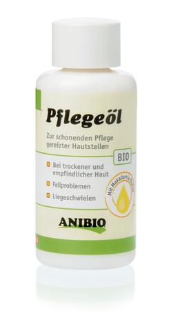 """""""Pflegeöl"""" Масло для ухода за воспаленной кожей"""