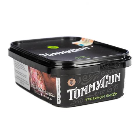 Табак Tommy Gun Herbal Liqueur (Травяной Ликер) 100 г