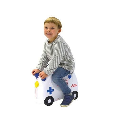 Чемодан на колесиках Эбби Скорая помощь (противомикробный)