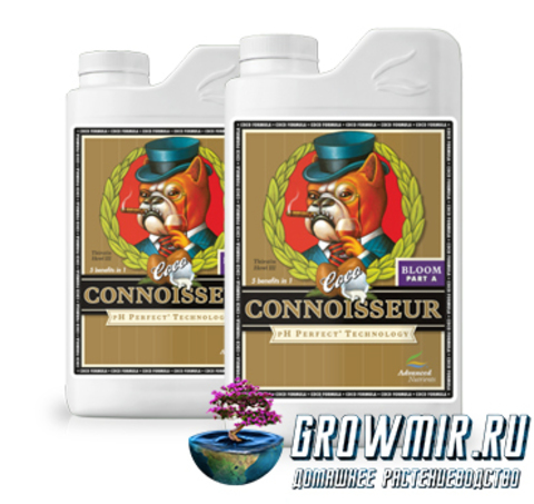 Advanced Nutrients pH Perfect Connoisseur Coco Bloom Part A & B (1л)
