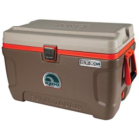 Изотермический контейнер (термобокс) Igloo Super Tough 72 (68 л.), коричневый