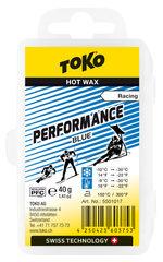 Парафин Toko Performance 40 g blue, -9°/-30°