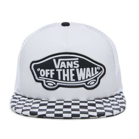 Кепка VANS WM BEACH GIRL TRUCKER HAT Black/White