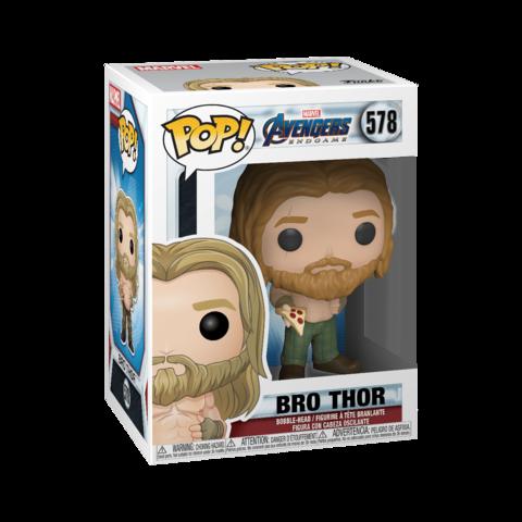 Фигурка Funko POP! Bobble: Marvel: Avengers Endgame: Thor w/Pizza 45142