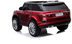 Детский электромобиль Range Rover HSE 4 WD красный