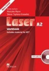 Laser A2 Workbook Without Key + CD