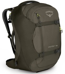 Сумка-рюкзак Osprey Porter 46 Castle Grey