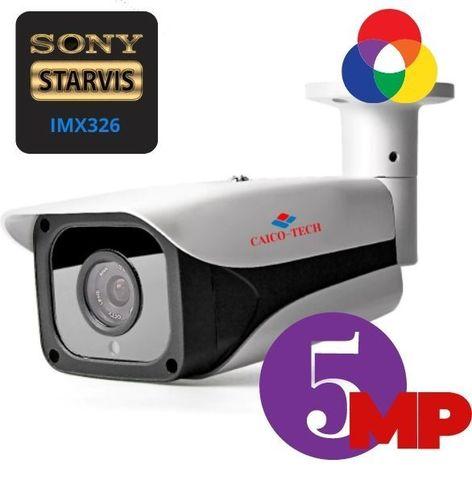 Уличная видеокамера AHD СAICO-TECH TR M 2A5 5Мpix гибрид AHD,CVI,TVI,CVBS