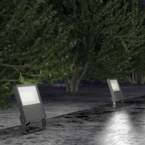 Прожектор ландшафтный светодиодный 358577 серии ARMIN