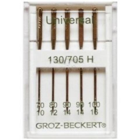 Игла швейная бытовая 422 №70-90 трикотаж | Soliy.com.ua