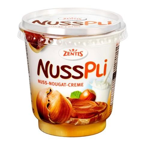 Паста ореховая с лесным орехом и какао Nusspli Zentis, 400г