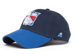 Бейсболка NHL New York Rangers № 10 (подростковая)